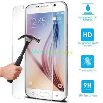 Kính cường lực Glass cho Samsung Galaxy J7 Prime SM-G610F (Trong suốt)