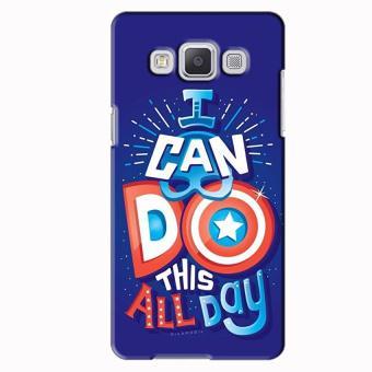 Ốp lưng cho Samsung Galaxy A5 iCase Color (in 3D)