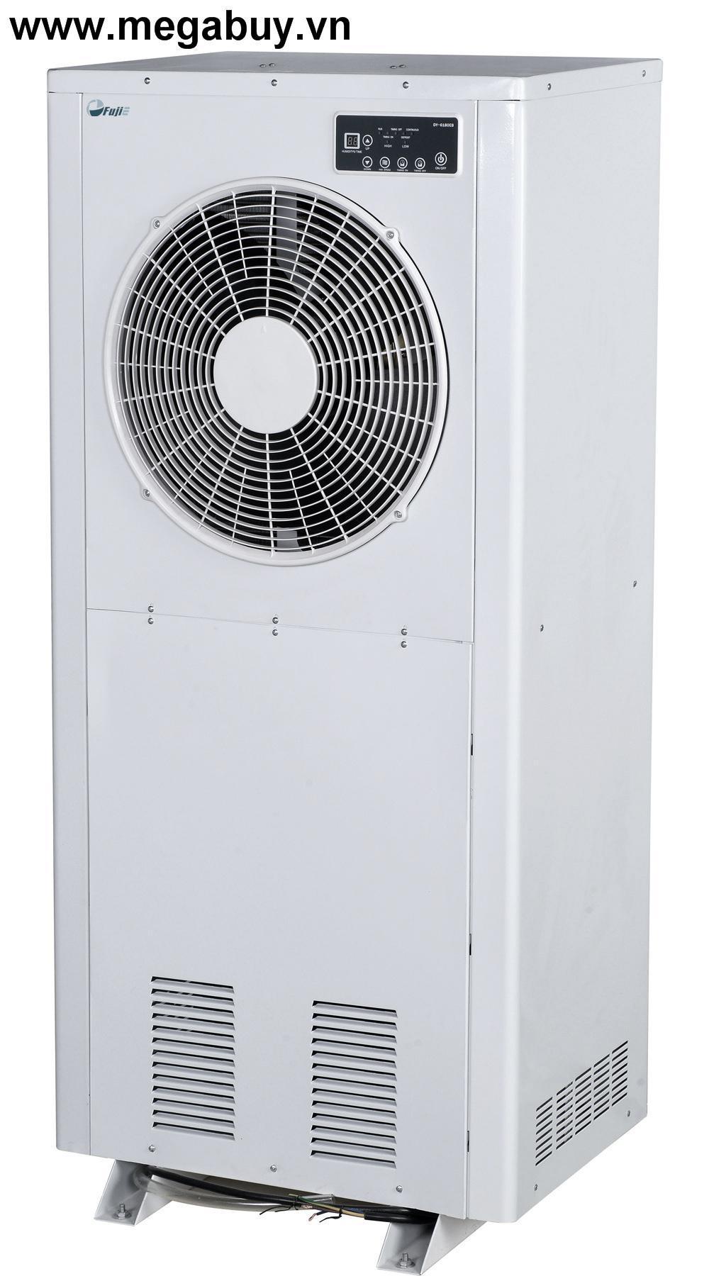 Máy hút ẩm công nghiệp FujiE HM-6180EB (Trắng)