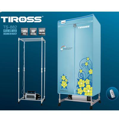TỦ SẤY QUẦN ÁO TIROSS TS-882
