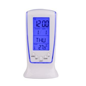 Đồng hồ báo thức kỹ thuật số đèn LED đa chức năng - CH24H