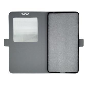 Huawei P8 lite Alice Gold Case Artistry Cover Thiết Kế Quyển Sách bao da ốp lưng (Cặp đôi hoàn hảo)