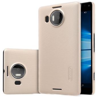 Ốp lưng cho Microsoft Lumia 950 XL Nillkin (Vàng kem)