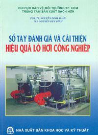 Sổ tay đánh giá và cải thiện hiệu quả lò hơi công nghiệp
