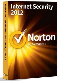 NORTON INTERNET SECURITY 2012 VI 1 USER SPECIAL DVDSLV