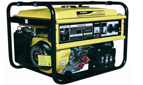 Máy phát điện KAMA - KGE 6500E