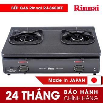 Bếp ga Rinnai Nhật RJ-8600FE