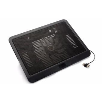 Đế quạt tản nhiệt laptop Notebook cooler N19 (Đen)