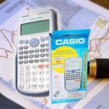 Máy Tính Casio FX570ES Plus