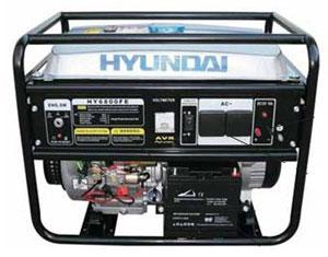 Máy phát điện xăng Hyundai HY 2200F