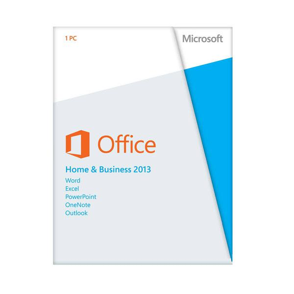 Bộ phần mềm Microsoft office 2013  Home and Business