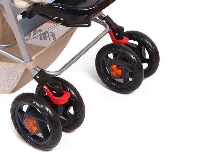 Xe đẩy em bé Farlin - bé cùng mẹ dạo phố