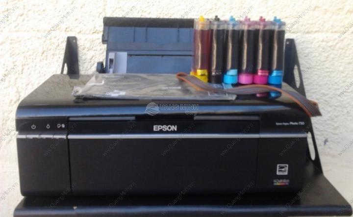 Máy in phun màu EPSON- L800