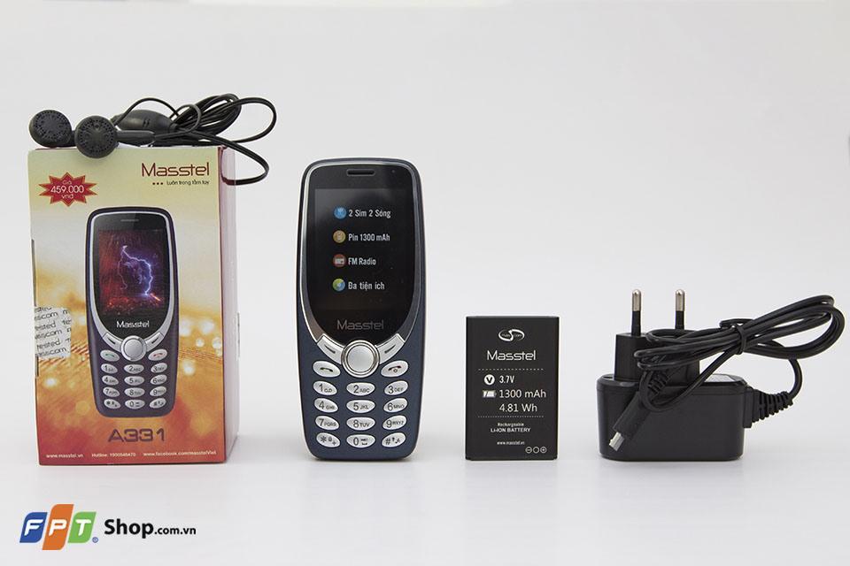 Điện thoại Masstel A331