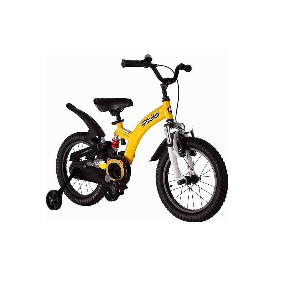 Xe đạp Flybear 12 Màu vàng
