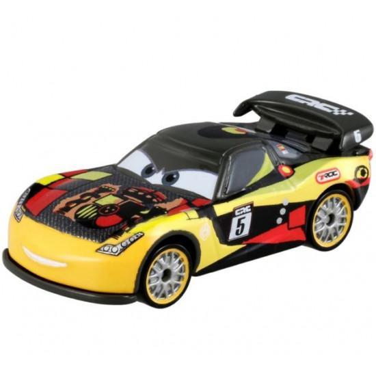 Xe ô tô mô hình Tomica Disney Cars Miguel Camino - Carbon Type