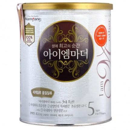 Sữa I am mother số 5 400gr