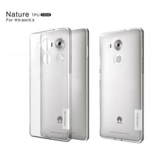 Ốp lưng silicon Nillkin cho Huawei Mate 8 (Trong suốt)
