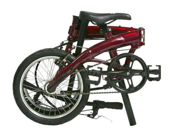 Xe đạp gấp Dahon Curve D3 16