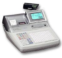 Máy tính tiền Casio Model TE-4000F