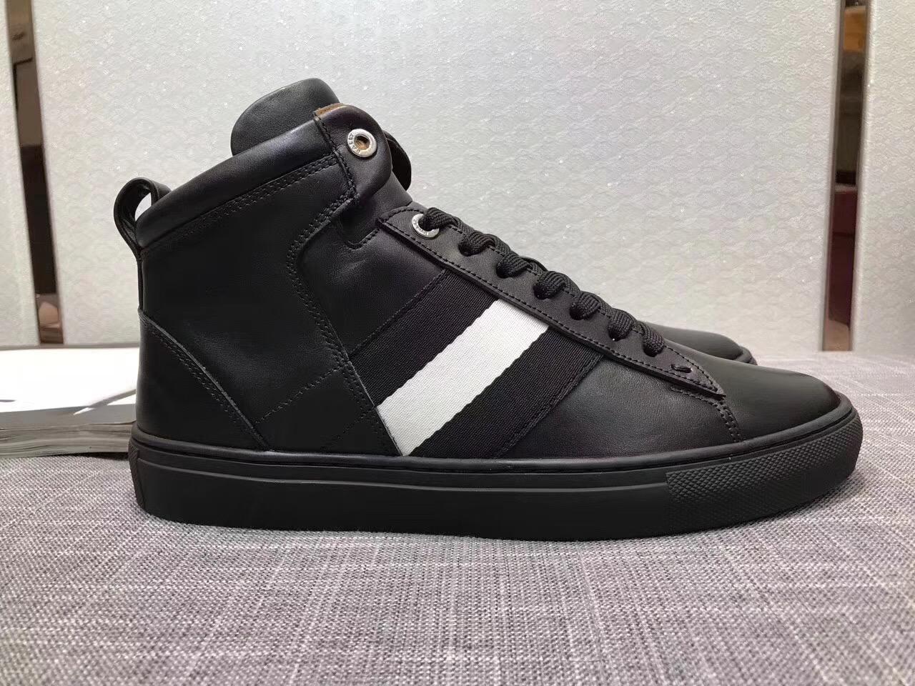 giày nam cao cổ Bally 0105