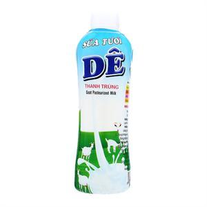 Sữa tươi dê Ba Vì 890ml