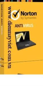 Norton Antivirus 2013 1PC/1Year