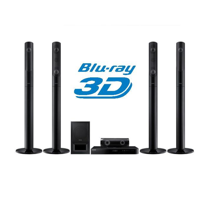 Dàn âm thanh Samsung 5.1 HT-J5550K/XV