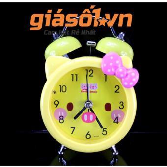 Đồng hồ báo thức để bàn cho bé AY17048 (Vàng)