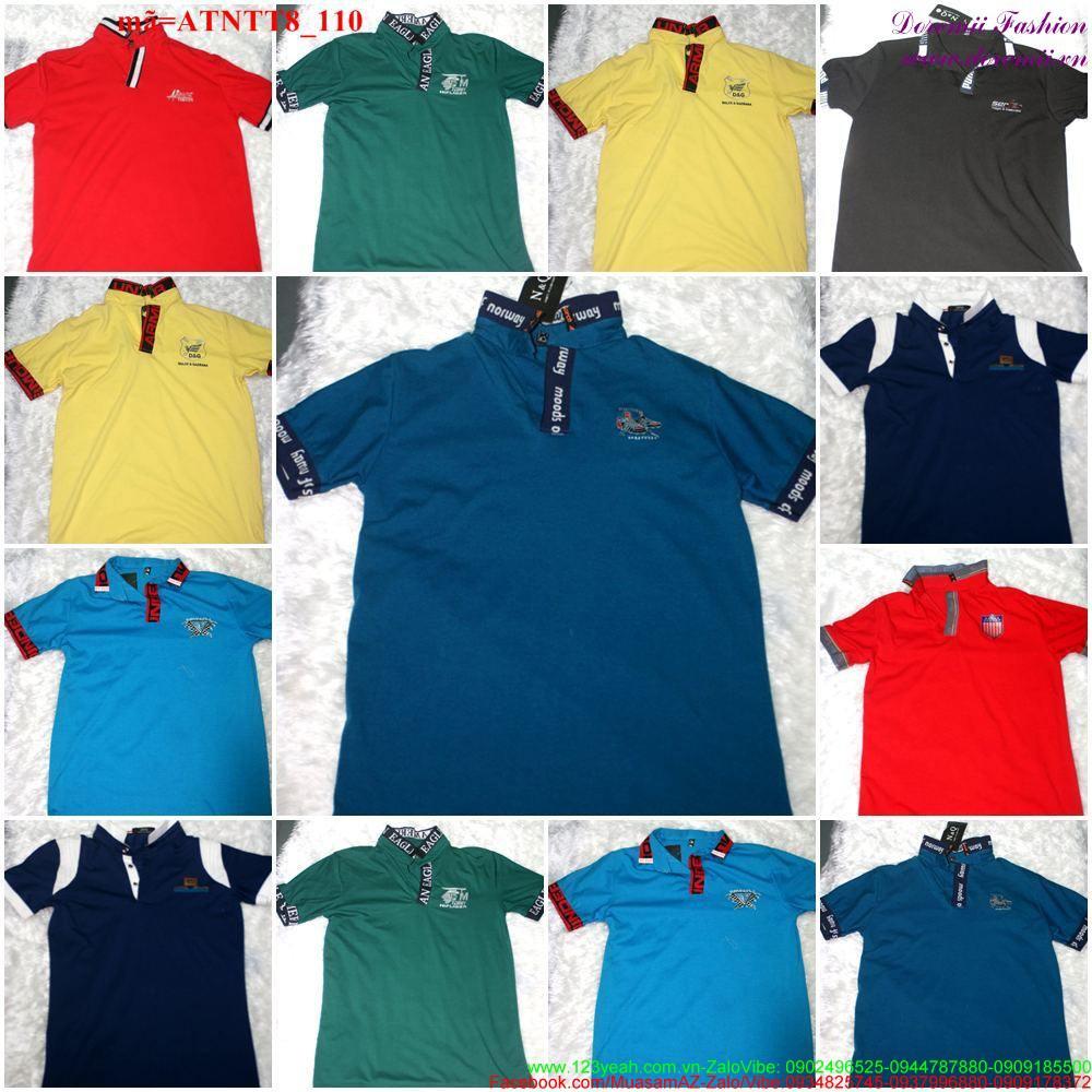 Sale 0ff 50% áo thun nam phong cách năng động ATNTT8