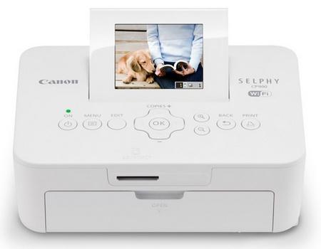 Máy in ảnh Canon Selphy CP900