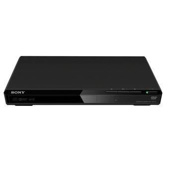 Đầu đĩa DVD Sony DVP-SR170 (Đen)