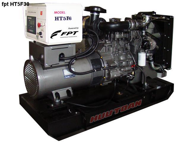 Máy phát điện công nghiệp HT5F30