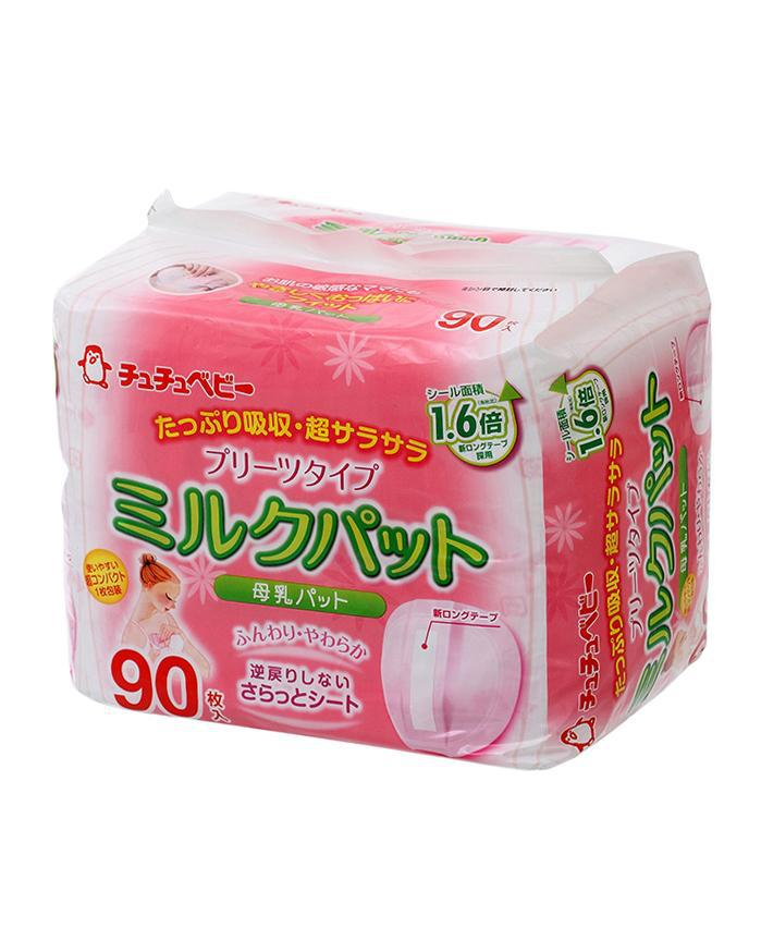 Miếng lót thấm sữa Chuchu baby (90 chiếc)