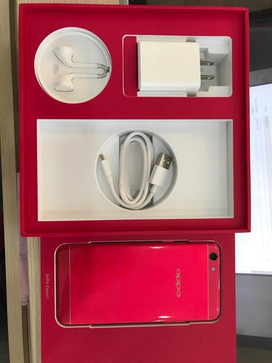 Điện thoại OPPO F3 Red