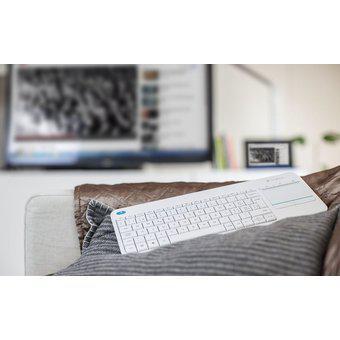 Logitech Wireless Touch Keyboard K400