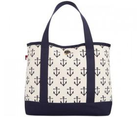 Tommy Hilfiger TH Totes Canvas Small Tote