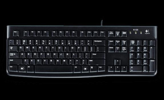 Logitech Keyboard K120-AP