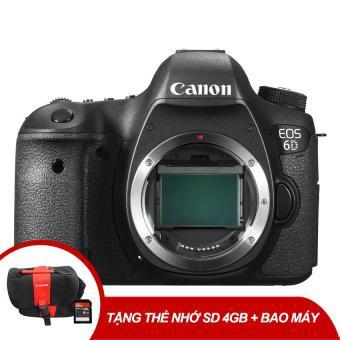 Canon EOS 6D 20.2MP Body (Đen)