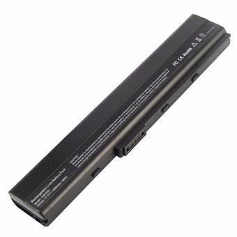 Pin Laptop Asus A52F-6 Cell- 5200 mAh- 58Wh (đen)