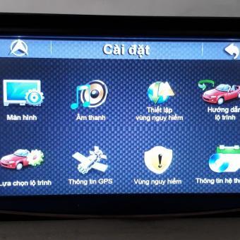 Đầu đĩa DVD liền màn hình dùng trên xe JENKA DVX-6655G