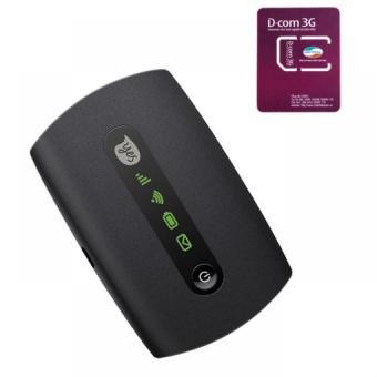 Modem Wifi Huawei E5251 3G 43.2Mbps (Trắng)