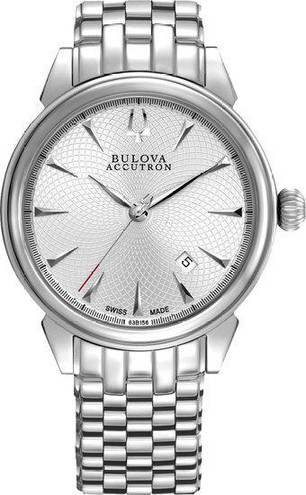 Bulova Accutron Gemini Automatic Watch 42mm