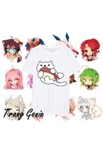 Áo Hình Mèo