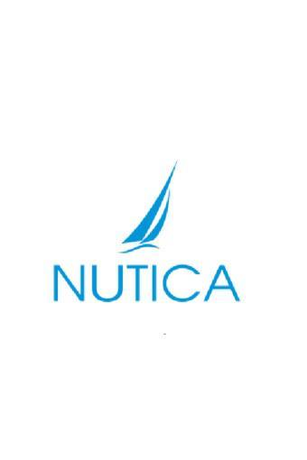 Bồ đồ mặc nhà in họa tiết Nutica (Xanh)