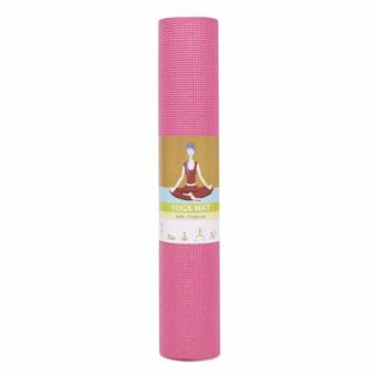 Thảm tập yoga GIA TOT 360 (Hồng) ANHDUY STORE