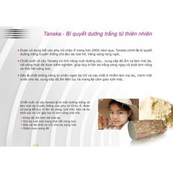 Nước hoa hồng Bio-essence dưỡng trắng và se khít lỗ chân lông Tanaka 100ml + Tặng 1 gel tẩy tế bào c...