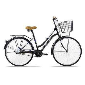 Xe đạp thành phố Jett Cycles Daily màu đen 94-002-20-OS-BLU-MY17