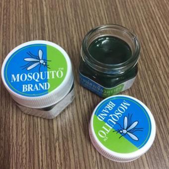Bộ 02 lọ dầu thoa trị muỗi đốt Mosquito Balm Thái Lan