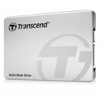 Ổ cứng SSD Transcend SSD 220S 480Gb - Hàng nhập khẩu.(Silver 480GB)
